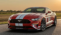 Hennessey-dən Ford Mustang Heritage Edition